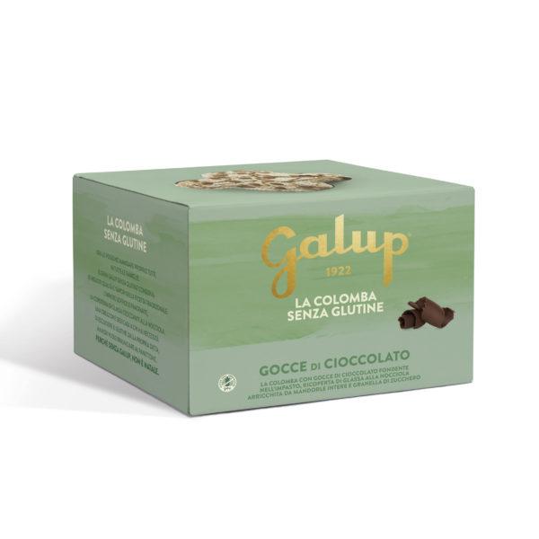 La Colomba senza Glutine - Con Gocce di Cioccolato