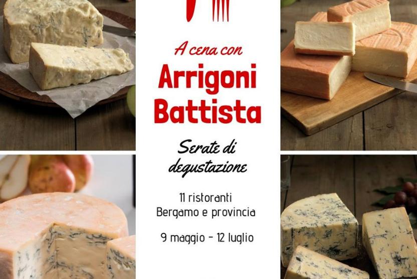 """""""A cena con Arrigoni Battista"""""""