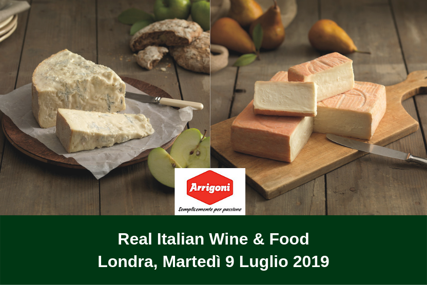 Arrigoni a Real Italian Wine&Food
